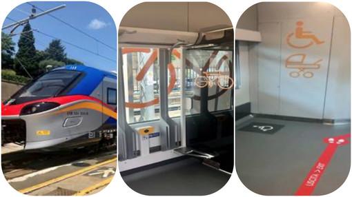 """Liguria: è in servizio un nuovo treno Pop, Berrino """"A grandi passi verso la consegna di tutti i convogli"""""""