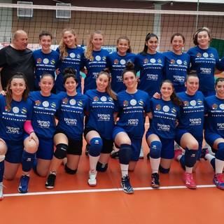 Pallavolo femminile, test match tra il Bosca Cuneo Granda Volley e la Nlp Sanremo