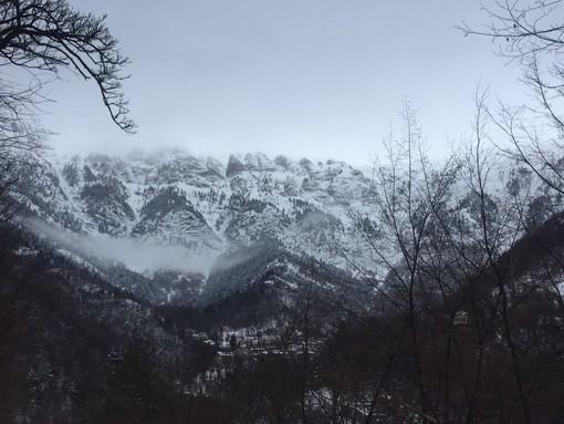 Allerta neve 'gialla' dalle 6 di domani a mezzanotte anche sulla provincia di Imperia: fiocchi dai 200 metri