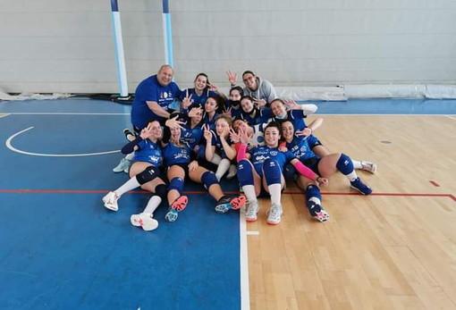 Volley femminile: la Nuova Lega Pallavolo Sanremo centra la seconda final four