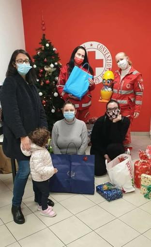Sanremo: il saluto di Natale alla Scuola dell'Infanzia 'Villa Vigo'