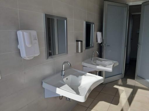 Bordighera: profondo intervento di riqualificazione per i servizi igienici del porto