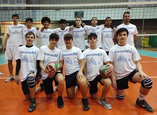 Pallavolo: doppia sconfitta per la Nlp Sanremo maschile under 17 contro il Volley Team Finale