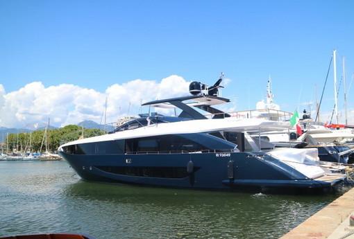Quando Francia ed Italia si incontrano nasce il sublime: primo varo post Covid per la sanremese Amer Yachts