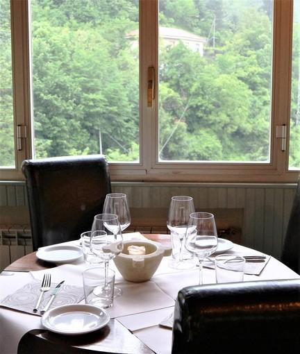 Una sosta all'insegna della buona cucina presso l'Osteria Italia di Castelvittorio