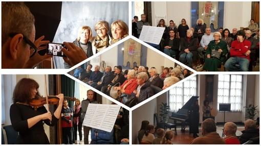 Imperia: Open Day in municipio per 'Aspettando il Centenario del Palazzo Comunale (Foto e Video)