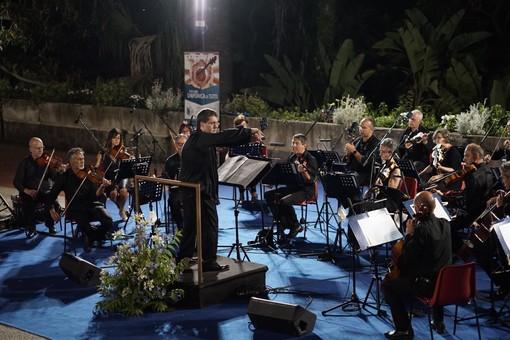 Sanremo, prima serata inaugurale della stagione estiva dell'Orchestra Sinfonica