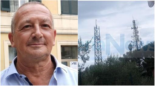 """Diano Marina: antenna nella zona dei Pini del rosso, il candidato sindaco Bellacicco """"Un attentato all'ambiente"""""""