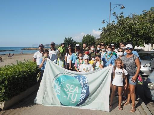 Il progetto Sea-Ty guarda al futuro per la valorizzazione della secca di Santo Stefano al Mare - foto e video servizio