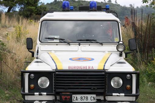 Bordighera: furto la scorsa notte nella sede della Protezione Civile, rubate due biciclette e materiale anti incendio