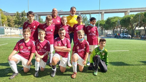 Calcio: i pulcini della Polisportiva Vallecrosia Academy perdono contro la Sanremese