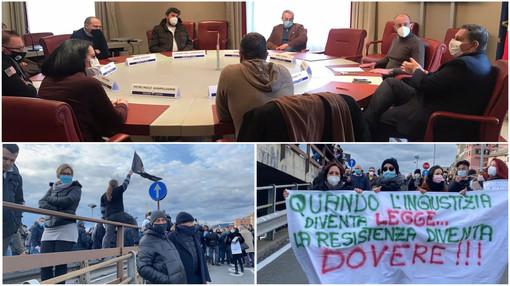 I ristoratori protestano a Genova, Regione Liguria aveva chiesto restrizioni per la sola provincia di Imperia