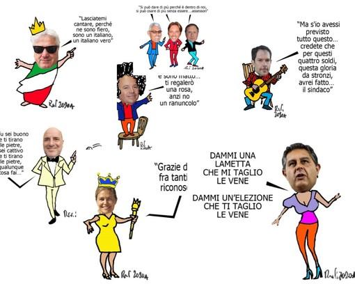 I politici tutti insieme contro le polemiche sulle canzoni: lasciateci cantare!!!