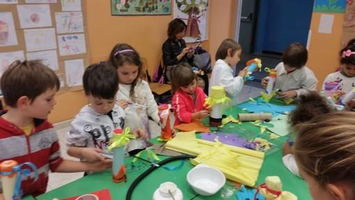 Progetto continuità alla scuola primaria Alessandro Volta di Sanremo