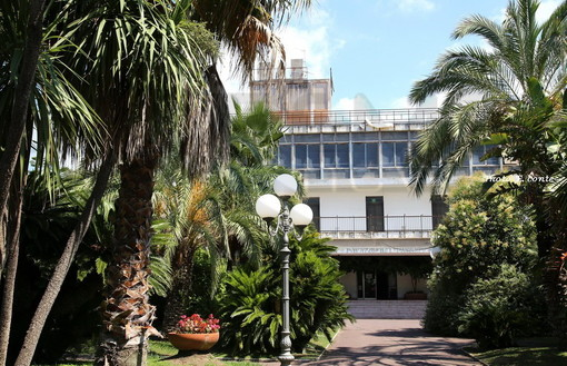 Bordighera: approvato il progetto per l'installazione di un ledwall al Palazzo del Parco