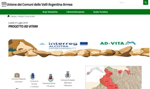 """Coronavirus: il punto della situazione sul progetto Alcotra """"Ad Vitam"""""""