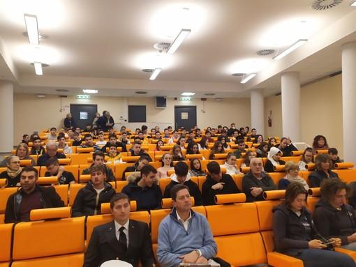 Salpa da Imperia il progetto 'Mediterranea', oggi la presentazione davanti agli studenti delle scuole (foto e video)