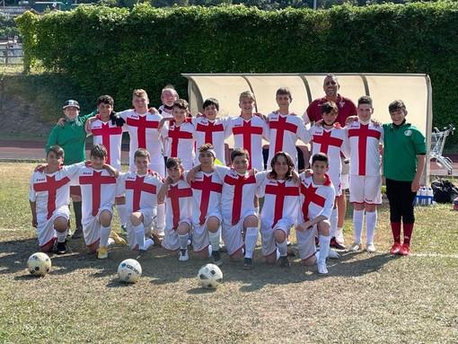 Calcio: i giovani calciatori della Polisportiva Vallecrosia Academy affrontano il Taggia