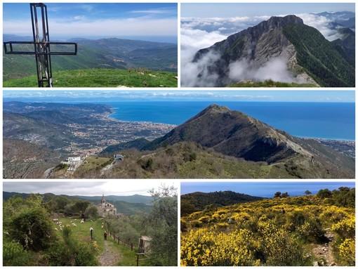 Ricco programma per il weekend con le guide ambientali escursionistiche di Ponente Experience