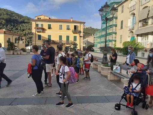 Allerta meteo, a Pontedassio scuole aperte con variazioni all'orario di uscita per asilo e elementari