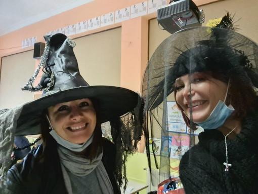 Sanremo: Halloween alla scuola primaria di San Pietro, il festoso racconto dei piccoli alunni