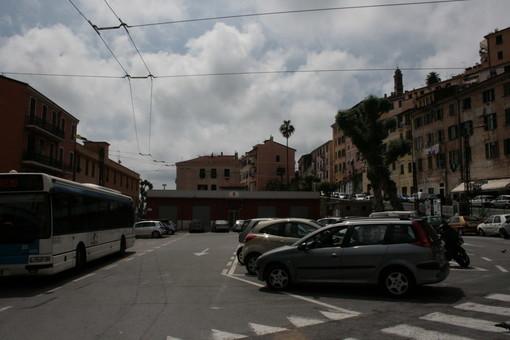 Ventimiglia: capolinea bus per Sanremo, un cittadino auspica il ritorno in piazza Costituente