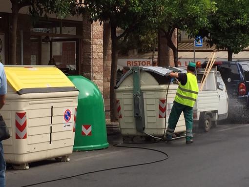 Diano Marina: nuovo appalto rifiuti, via Ata, dentro la torinese San Germano fino a fine anno