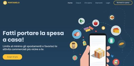 Bordighera, attivata la piattaforma 'portamelo.it': on line le attività commerciali che effettuano consegna a domicilio