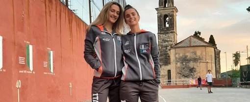 """Pallapugno femminile, Amici del Castello. Lorenza Mignone convocata in Nazionale """"Scudetto e Italia: pura magia. Che emozione viverli con Rebecca"""""""