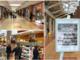 Protesta al Centro Commerciale La Riviera Shopville di Taggia: saracinesche abbassate per chiedere la riapertura nei weekend