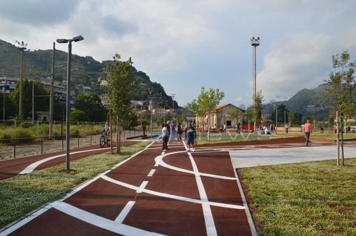 Ventimiglia: alla Nevada Srl l'appalto dei lavori per la realizzazione della pista ciclabile sulla passeggiata mare nel tratto fra via Lamboglia e via Tacito