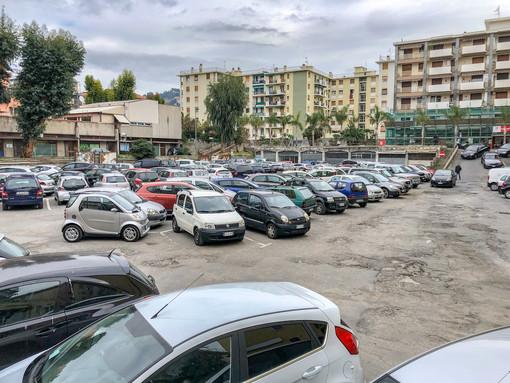 Arma di Taggia: lavori al nuovo parcheggio della 'buca', la preoccupazione di Leonardo Ferretti