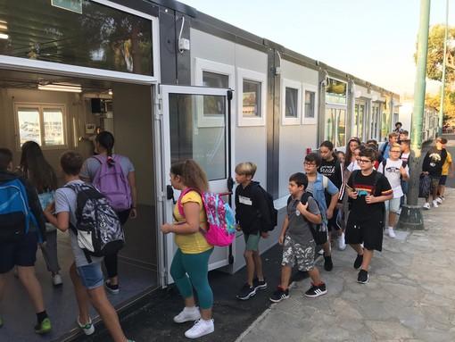 Sanremo: scuola 'Pascoli' sempre sugli scudi, ecco perchè non si poteva trasferire sopra la stazione ferroviaria