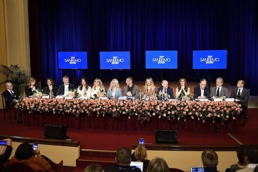 #Sanremo2020: come saranno le serate e come verranno espressi i voti del 70° Festival della Canzone