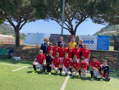 Calcio: vittoria dei pulcini della Polisportiva Vallecrosia Academy contro il Ventimiglia
