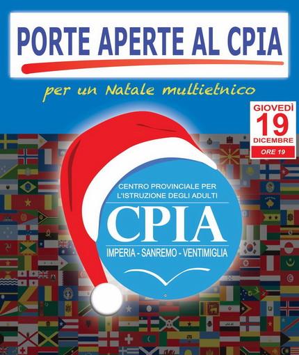 Ventimiglia: per un 'Natale Multietnico', la scuola per adulti apre le porte alla città