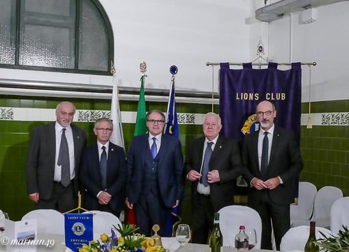 In occasione di 'Olioliva', incontro del Prefetto con i soci del Lions Club Imperia Host