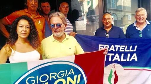 Ventimiglia: per la festa di Pasqua, gli auguri di Fratelli d'Italia alla comunità ortodossa