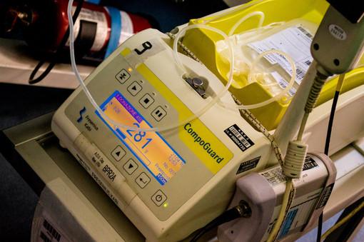 Coronavirus, iniziata oggi la somministrazione di plasma iperimmune all'ospedale di Sanremo