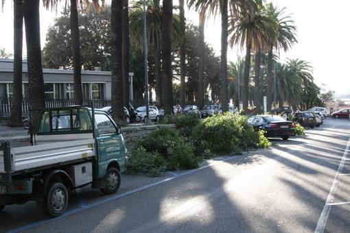 Sanremo: per rifacimento segnaletica orizzontale, divieto di sosta e fermata in alcune vie cittadine