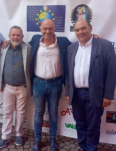 Al premio 'Buona Volontà 2021' ospite lo chef Giuseppe Colletti della scuola 'O Sole Mio' di Diano Marina