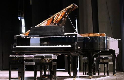 Bordighera: il 'Quartetto Respighi' al 35esimo Inverno Musicale (foto & video)