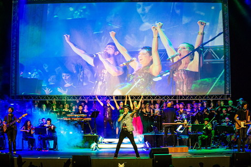 'Sanremo Queen At The Opera', show rock sinfonico con la Musica dei Queen al teatro Arisron