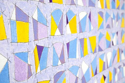 Diano Marina, sabato inaugurazione della mostra 'L'estetica del segno' di Franco Bruzzone (foto)