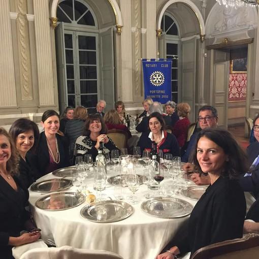 Aidda Liguria e Rotary Portofino nel magnifico Conservatorio Fieschi
