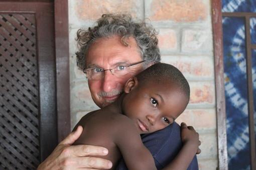 Roberto Ravera in Sierra Leone