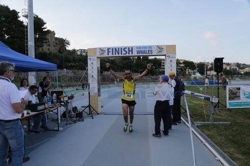 Sanremo: Run For The Whales, oltre 500 iscritti. La mezza maratona vinta da Silvio Giuseppe Braida
