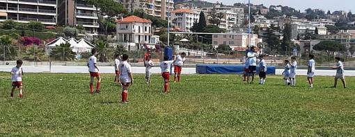 Il Reds Rugby Team di Imperia torna in campo e si allena assieme al Sanremo Rugby