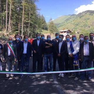 Riapre la strada di collegamento per Monesi: da Regione Liguria un investimento da 3milioni di euro