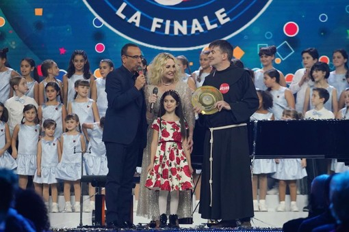 La sanremese Rita Longordo trionfa allo Zecchino d'Oro (foto e video)